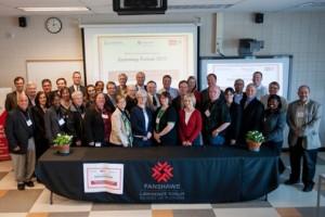 Fanshawe College Learning Forum, London, Ontario, May 1, 2015