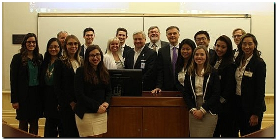 2015 ICBC-Minerva Board Members