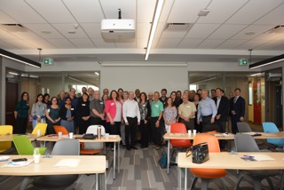 A Minerva Lambton College Learning Forum Was Held On May 9th In Sarnia Ontario And Attracted Over 60 Participants From Academia Industry Government The