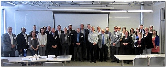 University of Calgary Forum participants