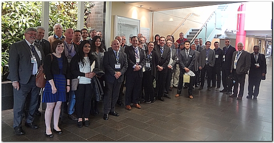 Sheridan College Forum participants