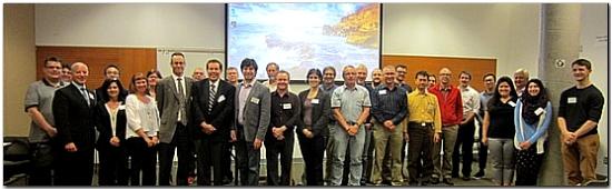 UBC Forum participants